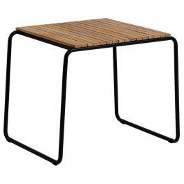 Zahradní dřevěný stůl LaForma Yukai 84x70 cm
