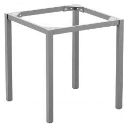 LIFE BASE Šedá stolová podnož EASY 80x80 cm