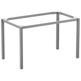 LIFE BASE Šedá stolová podnož EASY 160x80 cm