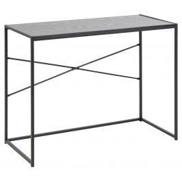 SCANDI Jasanový pracovní stůl Darila 100 cm