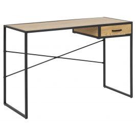 SCANDI Dubový pracovní stůl Darila 110 cm