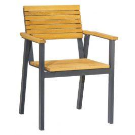 Rondo Dřevěná zahradní židle Ripper