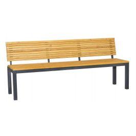 Rondo Dřevěná zahradní lavice Ripper