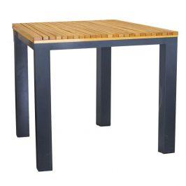 Rondo Dřevěný zahradní stůl Ripper 80 x 80 cm