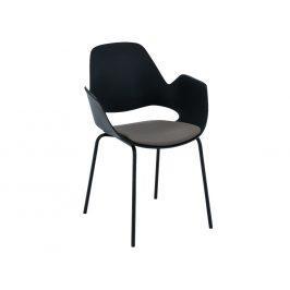 Béžová čalouněná jídelní židle HOUE Falk III.