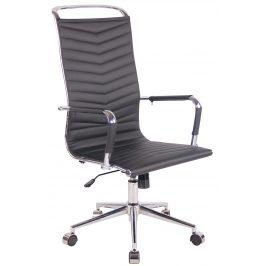 DMQ Černá kancelářská židle Lexus