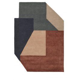 Linie Design Barevný koberec Alton Multi 200x300 cm