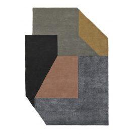 Linie Design Barevný koberec Alton Pastel 200x300 cm