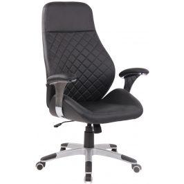 DMQ Černá kancelářská židle Bentley