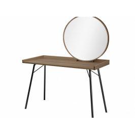 Dubový toaletní stůl Woodman Rayburn II. 115x52 cm