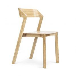 Dubová jídelní židle Ton Merano