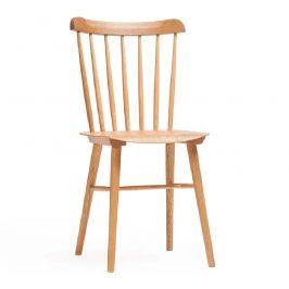 Buková jídelní židle Ton Ironica