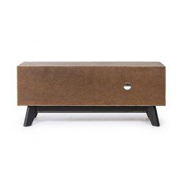 Masivní mangový TV stolek Bizzotto Emira 120x40 cm