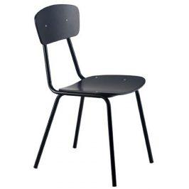 Černá židle MARA SIMPLE