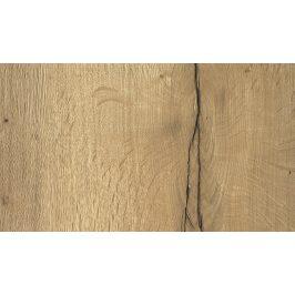 Design Project Přírodní dubová stolová deska Easy 80 x 80 cm