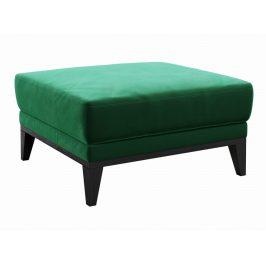 Zelená sametová podnožka MESONICA Musso