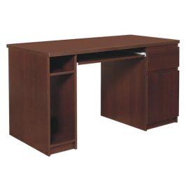 PC stolek v moderním dekoru borovice PELLO TYP 80