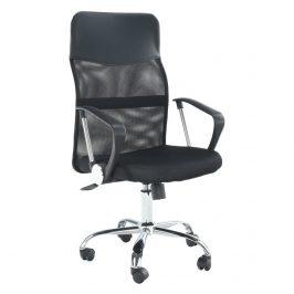 Kancelářské křeslo, černé, TC3-973M 2 NEW