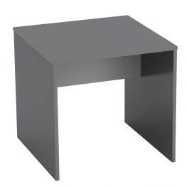 Psací stůl v kombinaci grafit a bílá TYP 17 TK2157