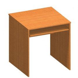 Stůl psací s výsuvem, třešeň, TEMPO AS NEW 023
