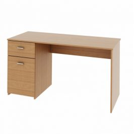 PC stůl, buk, BANY
