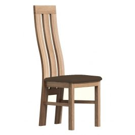 Čalouněná židle PARIS dub sanremo/Victoria 36