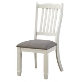 Jídelní židle PROWANSJA borovice/šedá