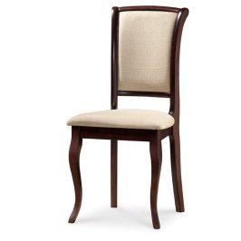 Jídelní čalouněná židle MN-SC ořech/T01