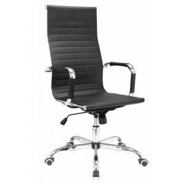 Kancelářské křeslo v barvě černé TK4004