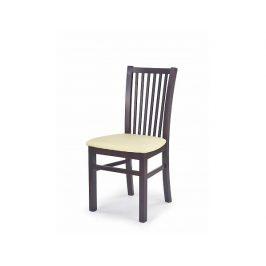 Jídelní židle Jacek, ořech tmavý