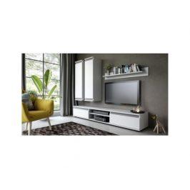 Obývací stěna Herreria, bílá