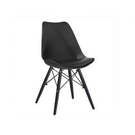 Židle Padronale, černá