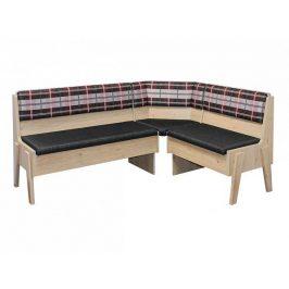 Rohová jídelní lavice Maxim Jídelní sety