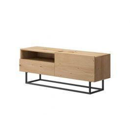 RTV stolek bez podstavy Roulotte 2, dub artisan