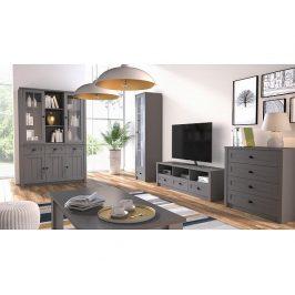 Obývací pokoj Provence, šedý