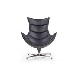 Relaxační křeslo LUXOR, černé