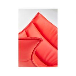 Relaxační křeslo LUXOR, červené