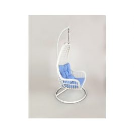 Závěsné relaxační křeslo BLUE