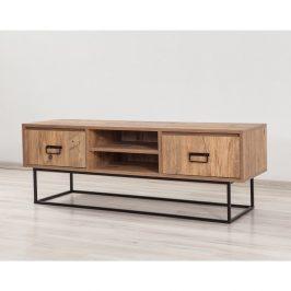 Televizní stolek Hamide, délka140cm