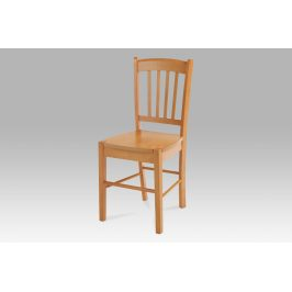 Jídelní židle celodřevěná AUC-005 OL, olše Židle do kuchyně