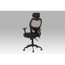 Kancelářská židle KA-V301 BK, černá