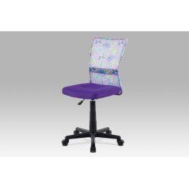 Kancelářská židle KA-2325 PUR, fialová
