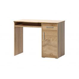 PC stůl ARTA 15, dub wotan