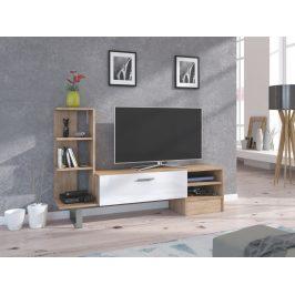 Televizní stolek YORK, barva: ...