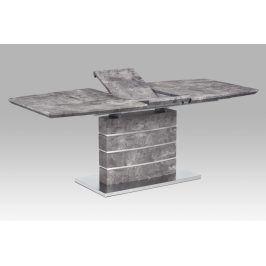 Rozkládací jídelní stůll SHT-302 BET, beton