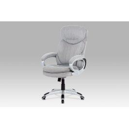 Kancelářská židle KA-G198 SIL2, šedá  Kancelářská křesla