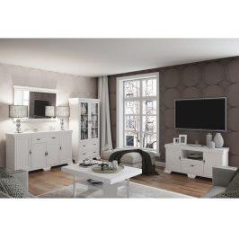 KORA obývací pokoj, borovice andersen