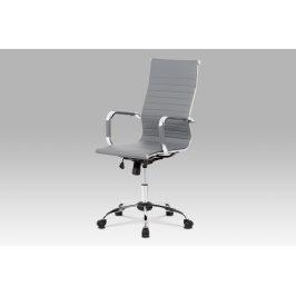 Kancelářská židle KA-V305 GREY, šedá