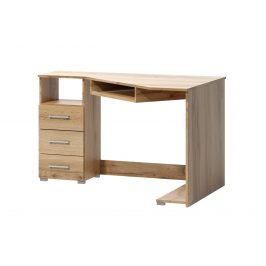 PC stůl ARTA 17, dub wotan