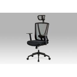Kancelářská židle KA-H110 BK, černá